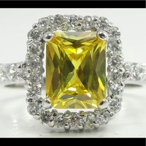 Solid 925 Ring